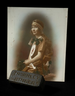 Miss Thornley Binders. Image © Stromness Museum.